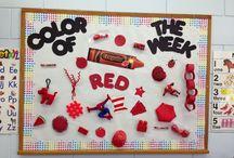 Bulletin board ideas / by Theresa Procella
