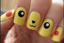 Nail-spiration! / Beautiful nails done by others that inspire me/looks that I would love to try. :) / by Katie Michelle