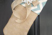 Christmas stocking / by Belinda Branum