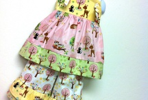 cute clothes for little girls / by Dawn Golden