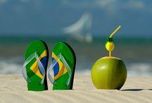 !~Brasil beautiful~! / by Neusa Fujimoto