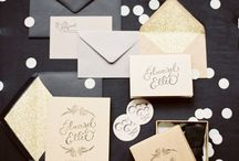 Invitations / by Megan Klein