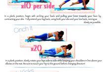 Workout ideas / by Jennifer Garcia