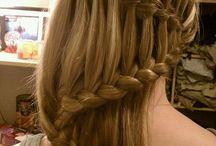 hair style(: / by Mariah Larson