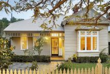 Our Housey House / We finally bought a house, and this is how we want her to look / by Sarah Maguire