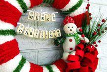 Christmas Wreaths / by Kristal Roebuck