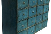 Drawers, drawers, drawers / by Kathy Detwiler Harris