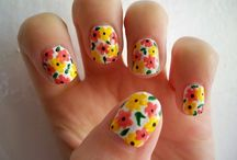 Nails that i want on my nails / by Lindsay Mayberry