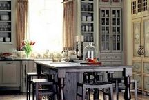 {Home} Kitchen Ideas / by Kimber - The Pinning Mama