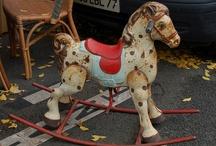rocking horses / by Diane Sharon Van Wyk