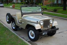 CJ-5 Jeep / 1955-1983 CJ-5 Jeep / by Kaiser Willys Auto Supply