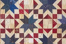 Patriotic Quilts and Blocks / by Lois Campbell