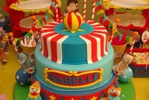 For Paula's 8th birthday party. / Party for kids / by Mariela Martinez