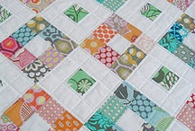 Quilt Ideas / by Amanda Feaganes