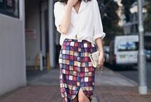 Outfits x Pegs / by Gelaine Maranan