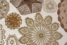 Fabric Design Inspiration  / by Brooke Ogletree