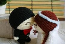 Altres ganxet - miscellanious crochet / by Anna Puig Font