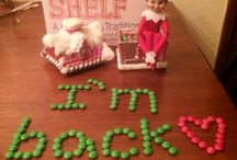 Elf on the Shelf Fun for Adults / Good Elf, Bad Elf / by Red Shed Vintage