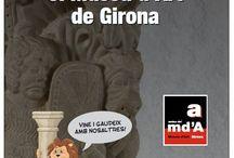 Coneix i viu el Museu d'Art de Girona / by Expovirtual @bibliolloret