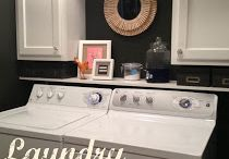 Laundry Room Ideas / by Laura Ludvigsen