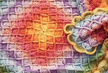 crocheting / by Stacy Howarth