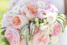 Wedding flower ideas / by Amy Elizabeth