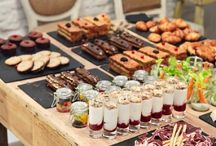 Catering Styles. / by Alexandra Harvey
