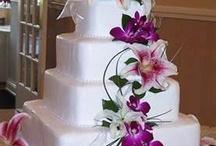 Wedding Cakes / by Brandi Sholar