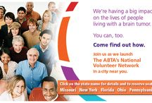 Volunteer Network Meetings / Through the National Volunteer Network, the ABTA's supporters will serve as local ambassadors of our mission hosting such community events as patient and caregiver educational sessions and seminars, special research updates and local speaking engagements, and helping to organize fundraising events. / by American Brain Tumor Association