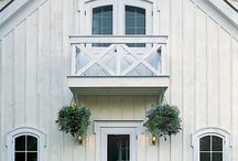 Quaint Architecture  / by Diane Miller | AnExtraordinaryDay