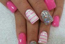Nails! / by Nina Wend Martinez
