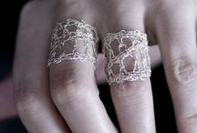 bobbin lace / by Kimmy Bricker