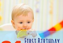 Parker's First Birthday! / by Lindsey Kingery