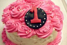 M&M Cake Factory Decorating Ideas / by Michaela Manning
