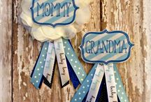 Baby shower / by Jessica Self