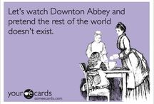 Downton Abbey / by Vickie Baker