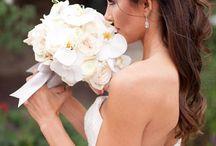 Wedding Hair / by Brianne Marie