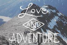 //adventure. / by Savannah Brantley