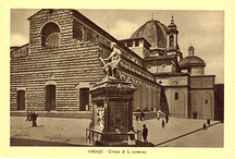 Cartes postales (antiques), Postcards(old), Cartolina (antico) / by Yves Landry