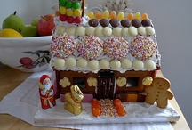 Gingerbread Houses  / Houses to inspire / by Jude Magee