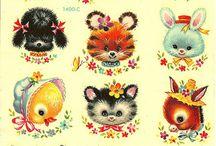 Illustrations / by sophie vincent-roos