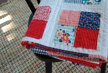 Quilting / by Marcia Hayes