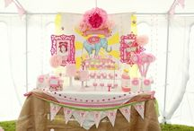 Circus/Carnival Party / by Melissa Jones-Watson