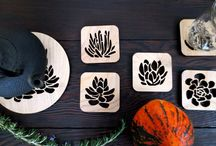 Laser Cut Projects! / by Lani Sussman