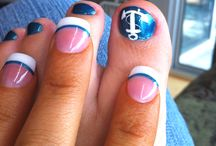 makeup and nails :) / by Elizabeth Nouryeh