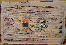 fabric manipulation!! / by Mary Schwarzenberger