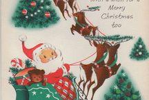 Vintage Christmas / by Jennifer Leach
