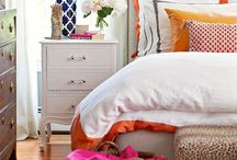 Interiors - Bedrooms / by Stephanie Smith