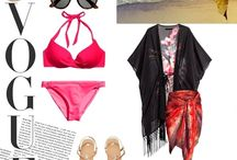 Beach Wear / Summer might sometimes be annoying, but no one can deny the fact that the season is best for the beach day out. And if you are still thinking what you need for beach wear then Brandiktiv is here to help. / by Brandiktiv
