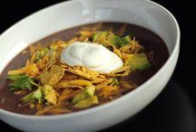 soups / by Chivara Sheree